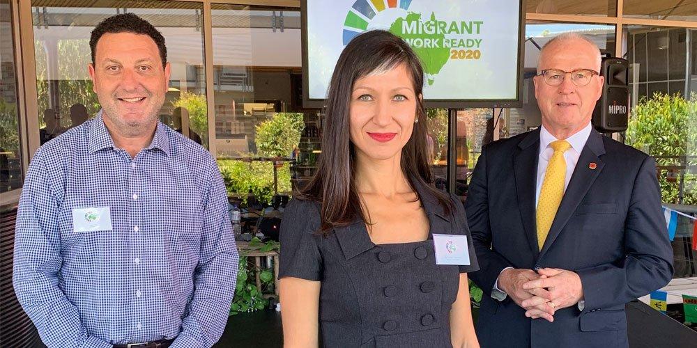 Practical program helps migrants find jobs on the Coast.